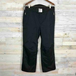 Bogner Snowboard Ski Pants Black Waterproof 38